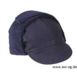 Wintermütze, BW, blau