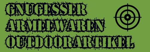 Armeewaren & Outdoorartikel Gnugesser